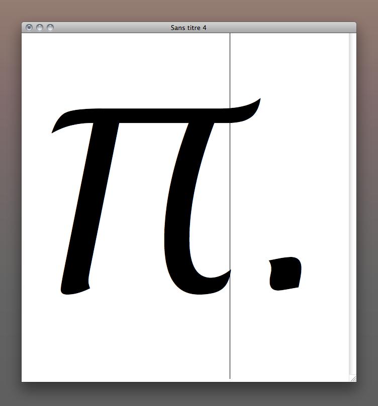 ∏.π.pi.3.1456 ≈≠ pipipipi≠....